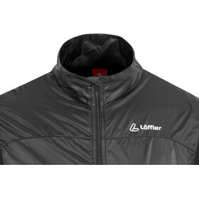 Löffler Windshell Bike Vest Men black